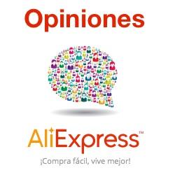 Opiniones Aliexpress