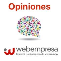 Opiniones de Webempresa