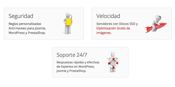 Caracteristicas Webempresa