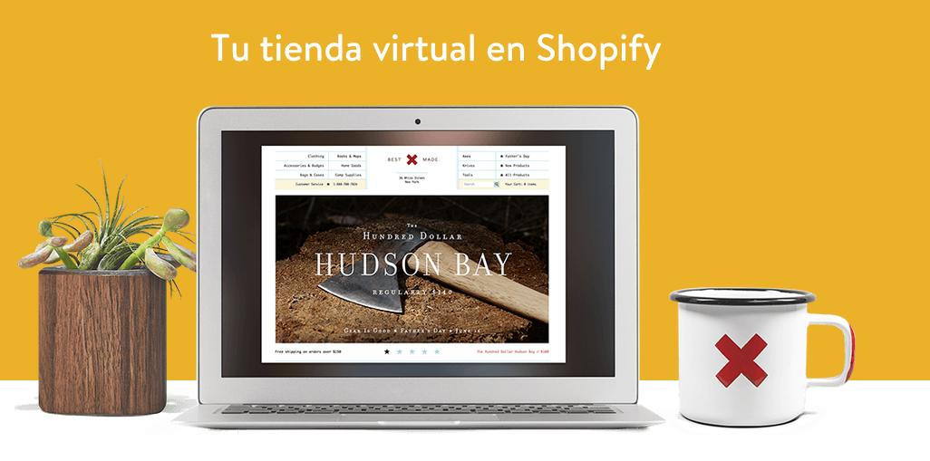 Themes para Shopify