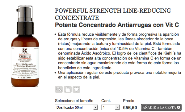Powerful Strength Line-Reducing Concentrate