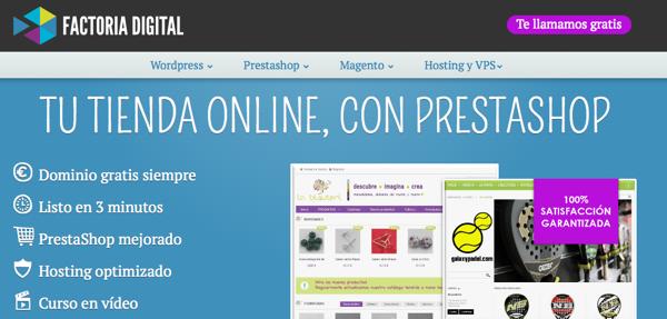 Factoria Digital hosting