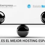 Mejor hosting España