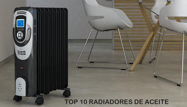 Los mejores radiadores de aceite baratos 2018 - Radiadores de aceite ...