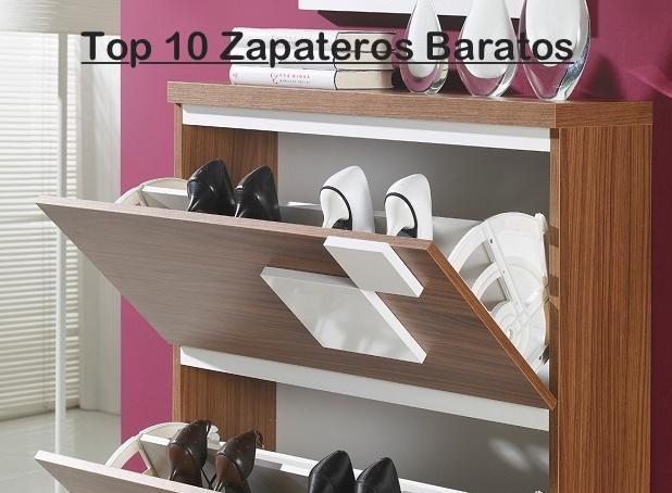 Los mejores zapateros baratos comprar online for Zapateros baratos carrefour