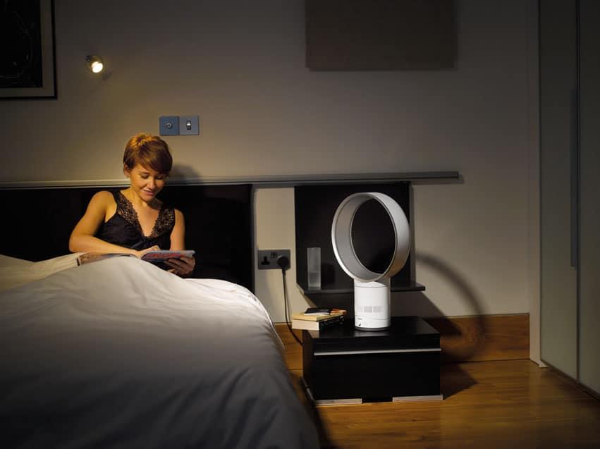 Los mejores ventiladores sin aspas opiniones y for Aspas para ventiladores