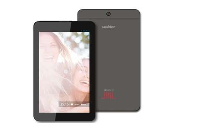 Tablet Wolder D01TB0227