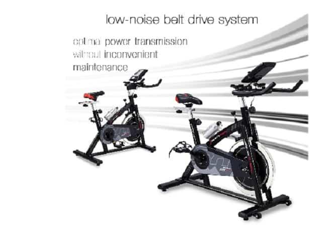 Bici estática Sportstech SX200