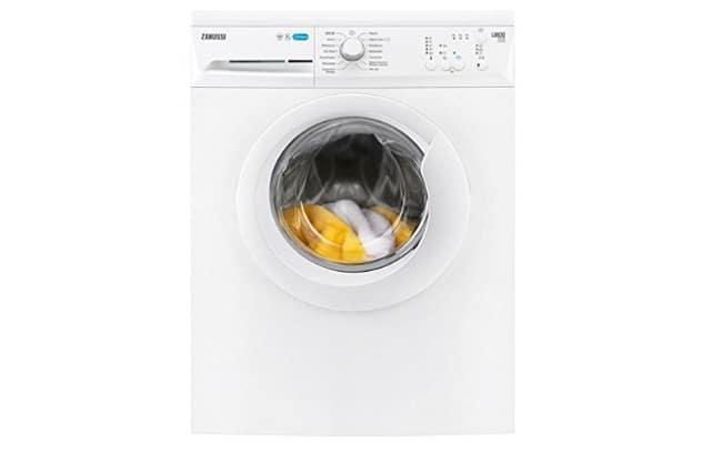 descripción lavadora zanussi zwf71240w