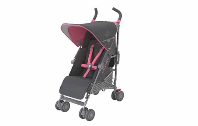 Mejores sillas de paseo bebe 2018 cu l comprar for Capota maclaren quest