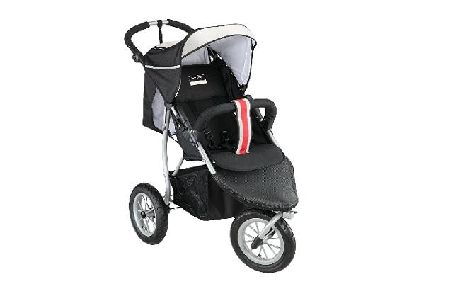 Mejores sillas de paseo bebe 2018 cu l comprar - Silla de paseo ruedas grandes ...