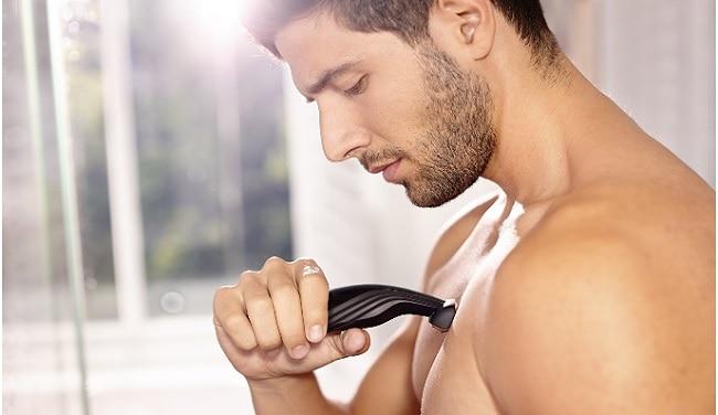 mejores afeitadoras corporales para hombre