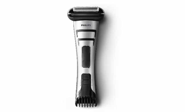 descripción afeitadora philips bodygroom