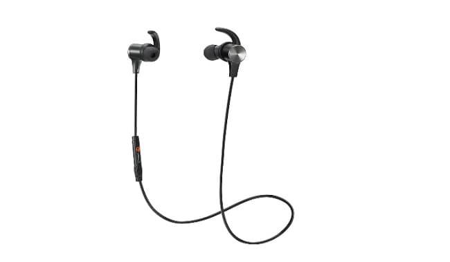 descripción auricular magnético deportivo taotronics