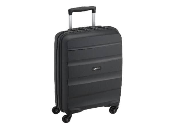 descripción maleta de cabina american tourister