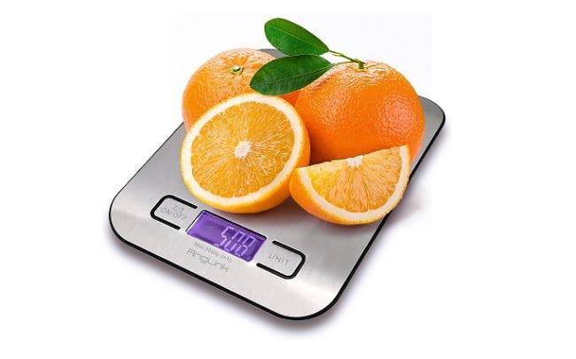 Top mejores b sculas de cocina digitales baratas cu l for Bascula de cocina barata