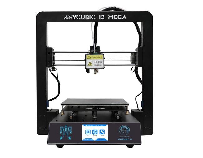 descripción impresora anycubic i3 mega