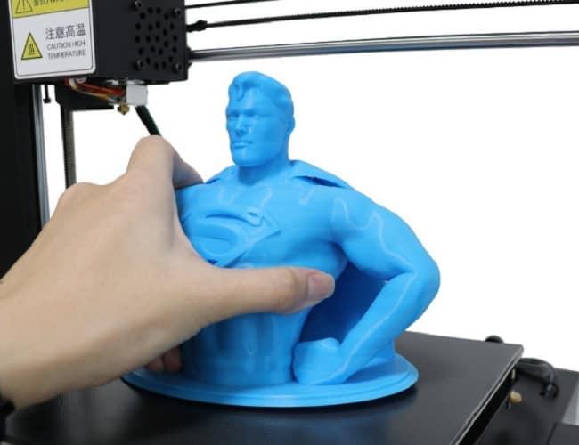 descripción impresoras 3d mejores