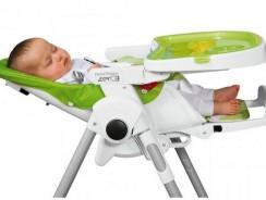 Mejores tronas de bebé