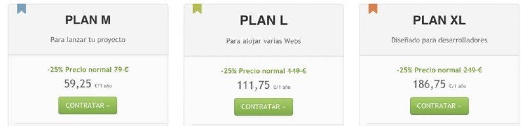 Cuanto cuesta Webempresa