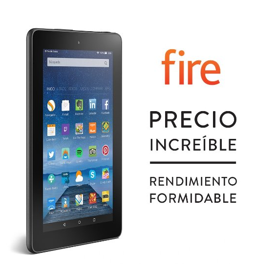 Opiniones tablet fire Amazon