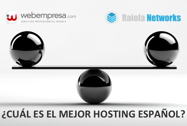 Mejor hosting de España WordPress, Joomla y Prestashop
