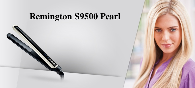 Plancha remington S9500