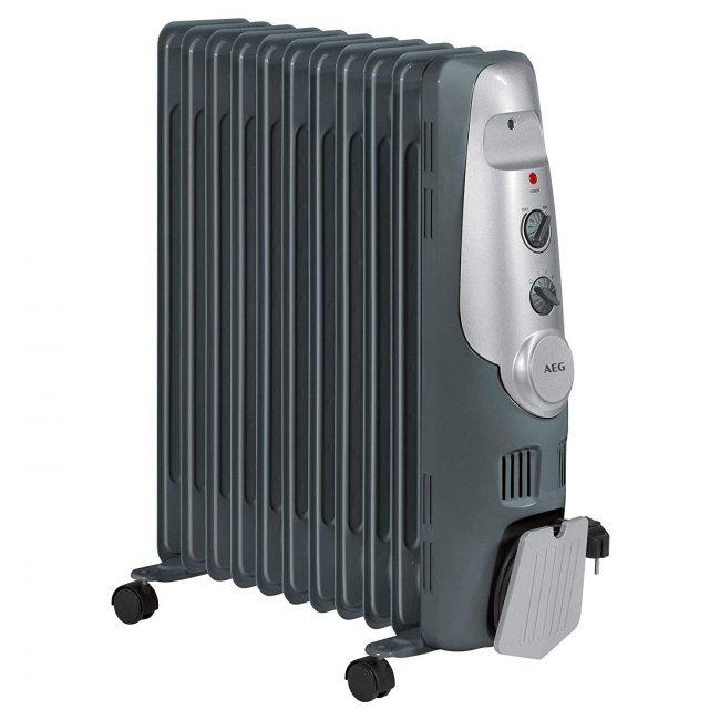 descripcion radiador de aceite aeg ra 5522