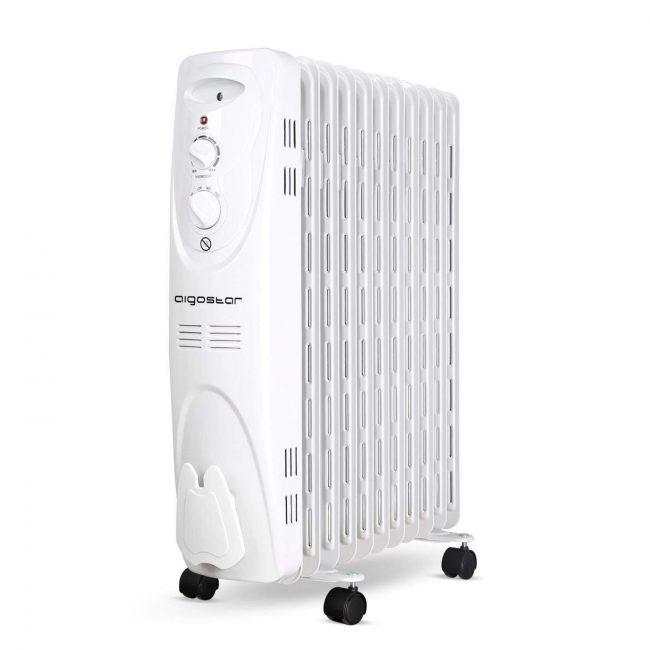 descripcion radiador de aceite aigostar pangpang