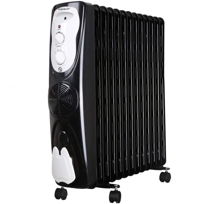 descripcion radiador de aceite aigostar protector 33jhg