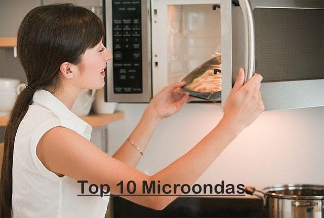 Los mejores microondas para comprar