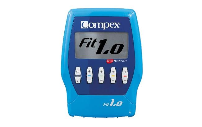 descripción electroestimulador compex fit 1.0