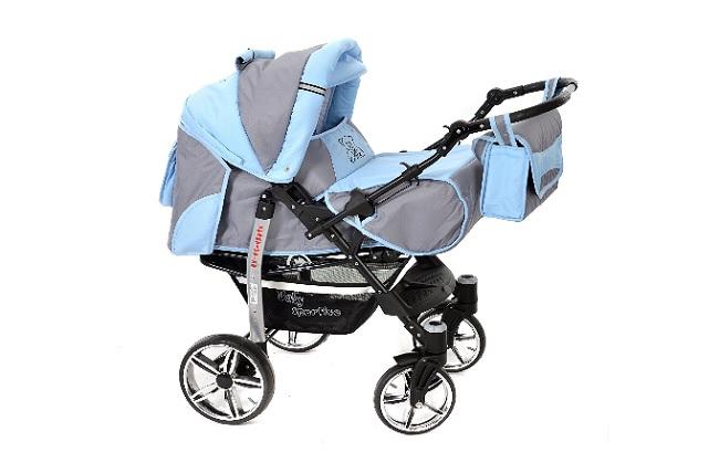 descripción carro baby sportive