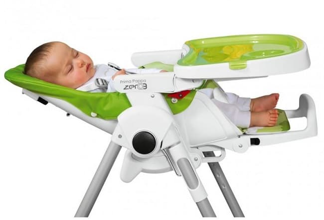 Mejor trona bebes