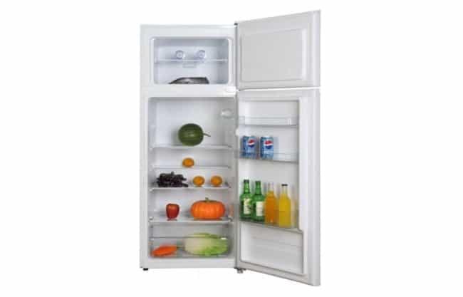 descripción frigorifico teka 2 puertas