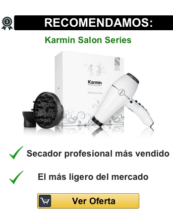 Secador Karmin salon series