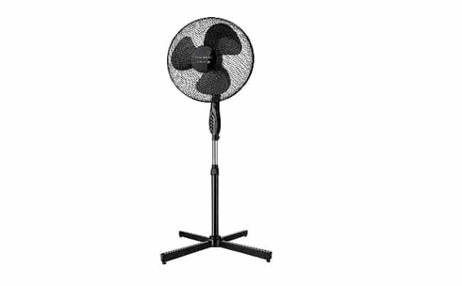 descripción del ventilador taurus ponent