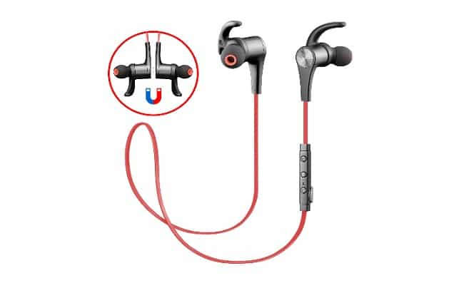 descripción auricular magnético deportivo soundpeats