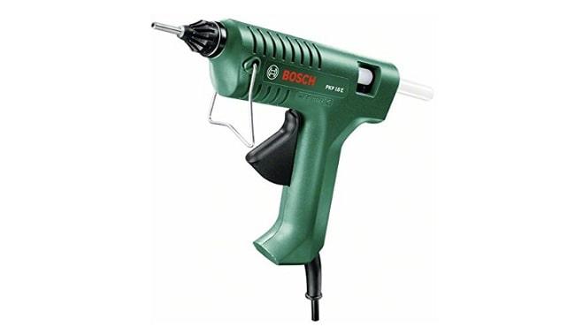 descripción pistola de silicona bosch pkp 18