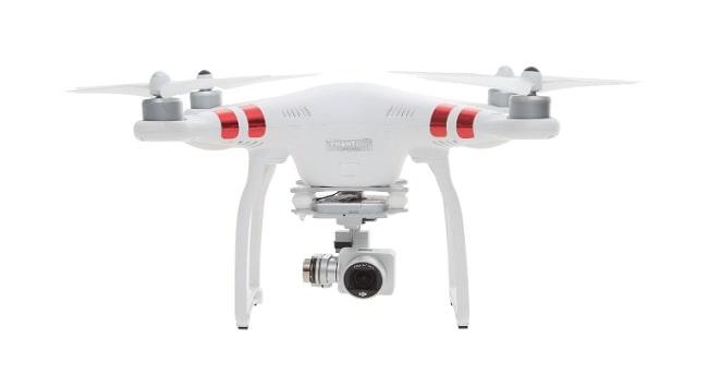 descripción Drone DJI Phantom 3