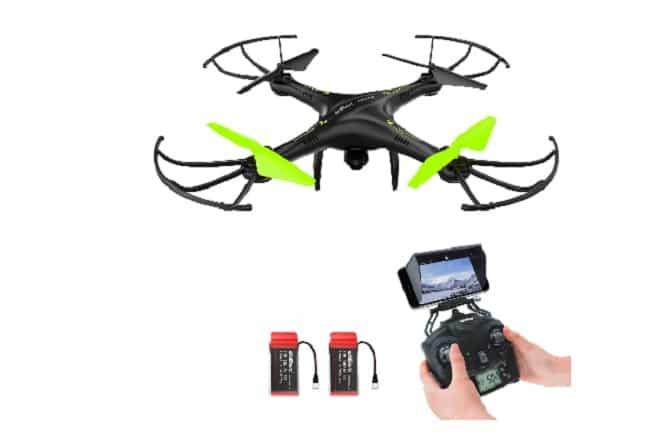 descripción Drone Potensic u42W