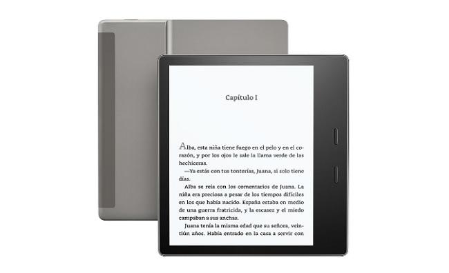 Comprar Kindle Oasis , nuestra opinión del este e-Reader
