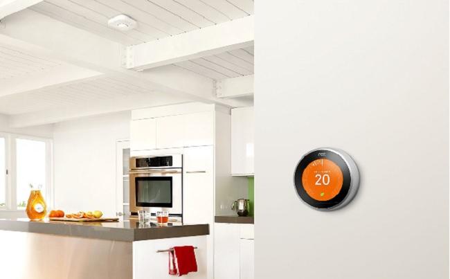 descripción termostato inteligente nest tercera generacion