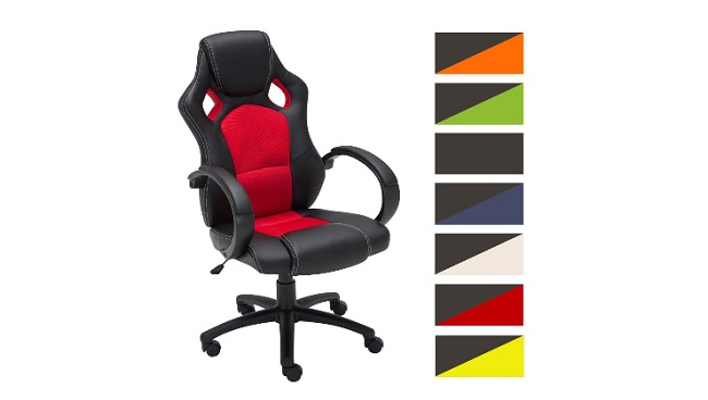 descripción silla clp gaming