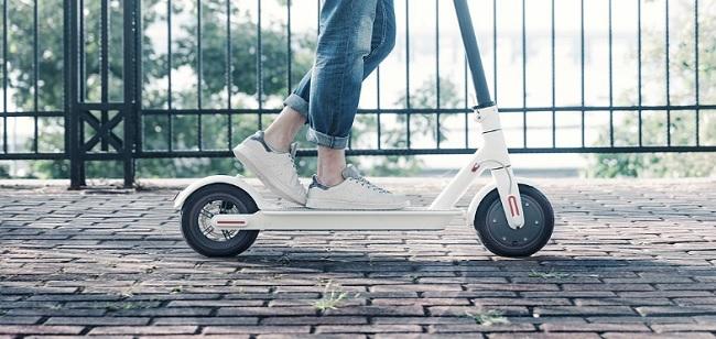 descripcion xiaomi scooter electrico