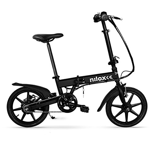 descripcion bicicleta nilox