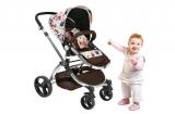 Los mejores carros de bebés y sillitas