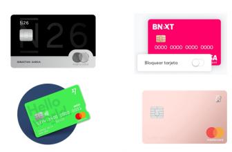 Las mejores tarjetas de crédito y débito para viajar y sacar dinero en el extranjero