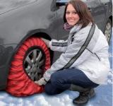 Las mejores cadenas de nieve textiles