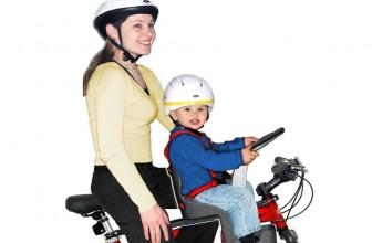Las mejores sillas portabebés para bicicletas